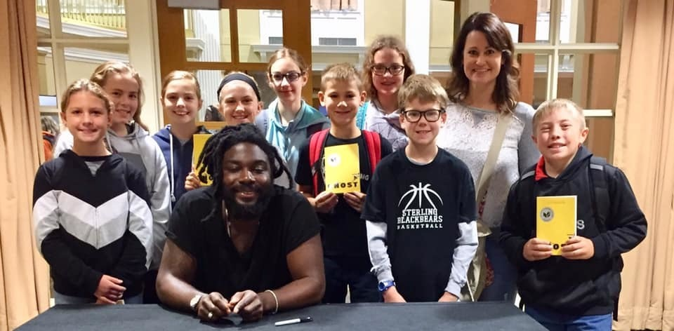 Students attend reading celebration