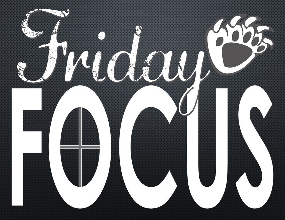 Friday Focus, Nov 8
