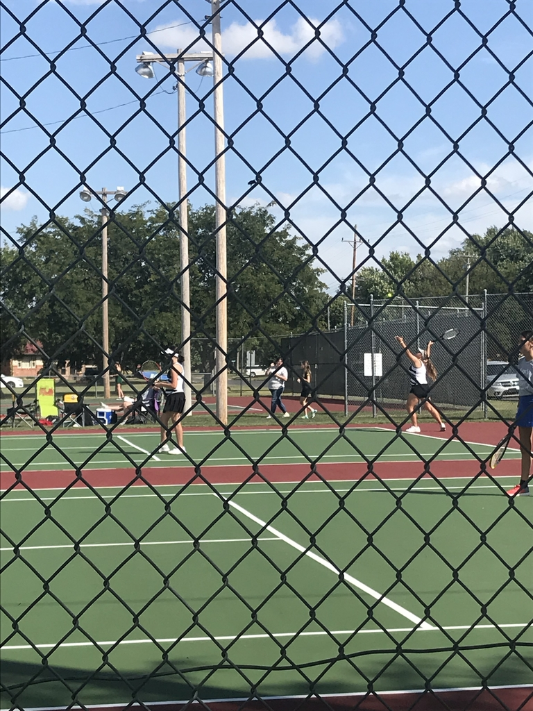 Sterling JV tennis meet