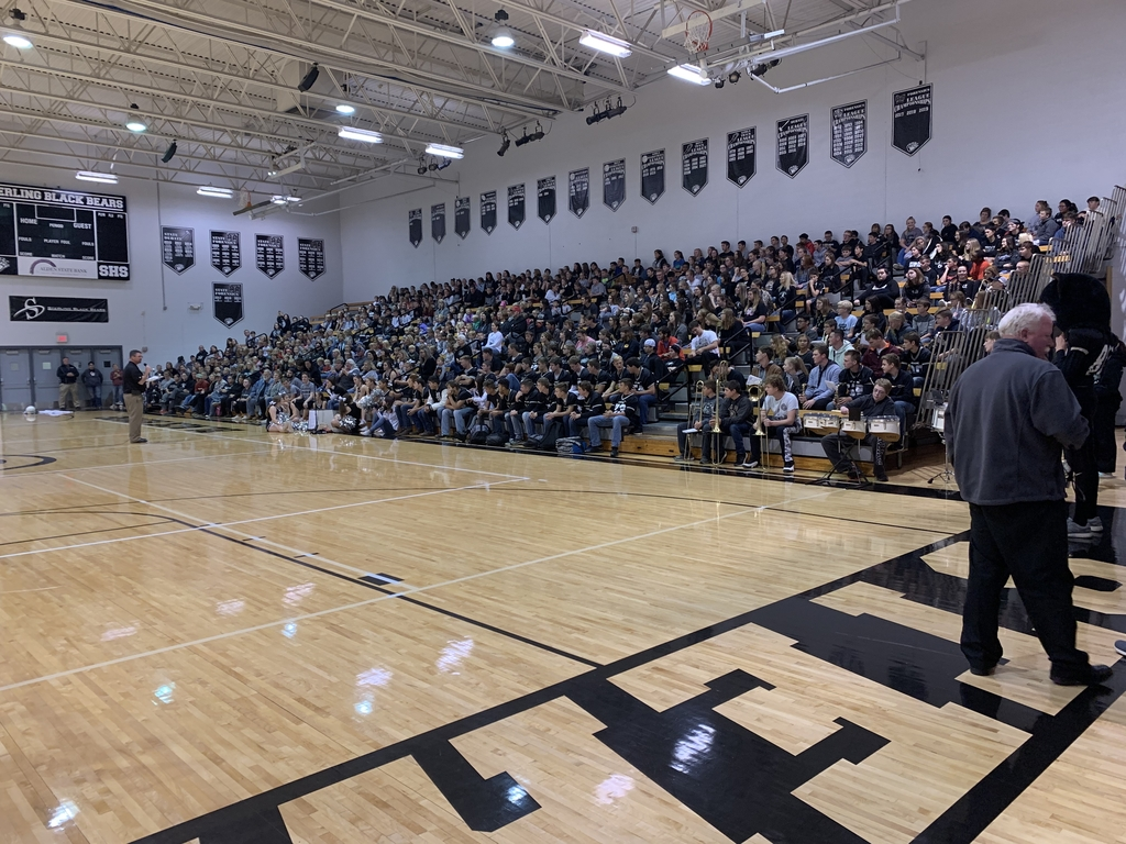 HoCo19 Pep Assembly